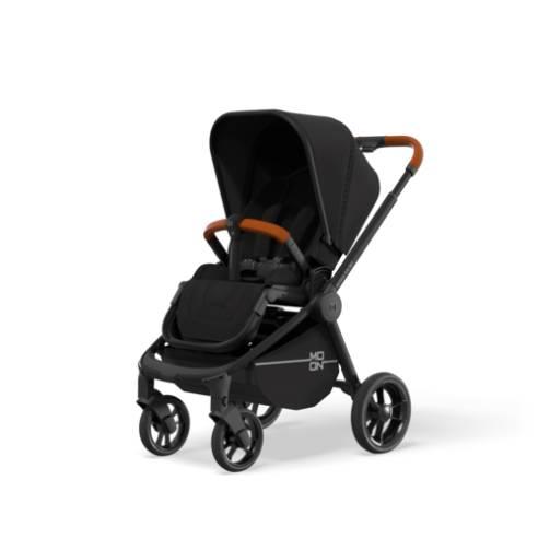 Otroški športni voziček Moon Resea Sport Black 01