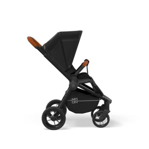 Otroški športni voziček Moon Resea Sport Black 06