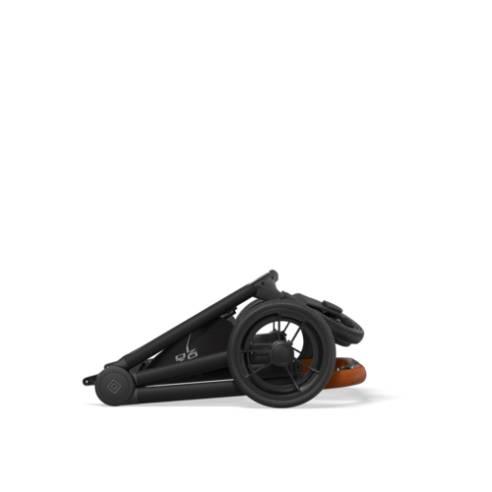 Otroški športni voziček Moon Resea Sport Black 09