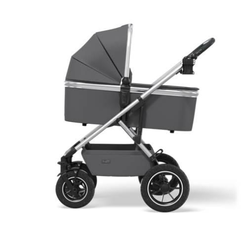 Otroški voziček Moon Nuova Air Anthrazit 06