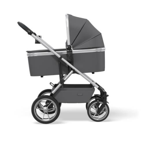 Otroški voziček Moon Nuova Anthrazit 02