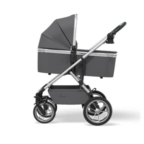 Otroški voziček Moon Nuova Anthrazit 06