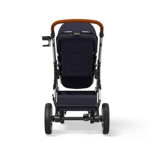 Otroški voziček Moon Nuova Navy 12