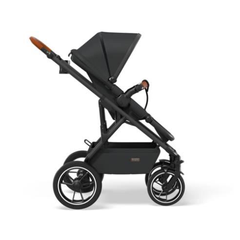 Otroški voziček Moon Nuova black 14