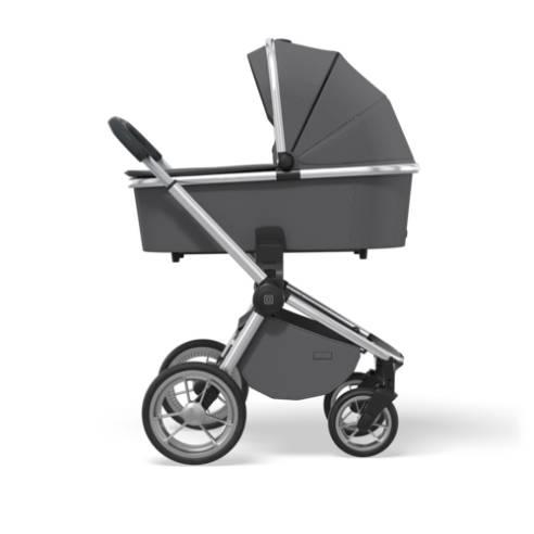 Otroški voziček Moon Resea S Anthrazit 01