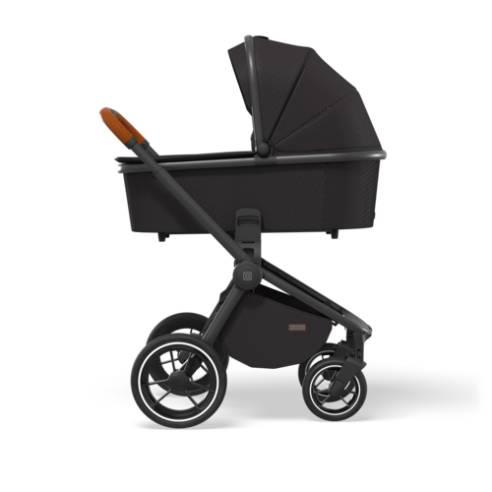 Otroški voziček Moon Resea S Black 02