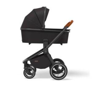 Otroški voziček Moon Resea S Black 03