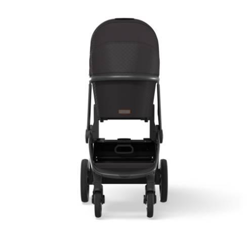 Otroški voziček Moon Resea S Black 04