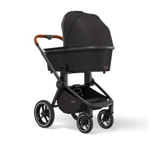 Otroški voziček Moon Resea S Black 05