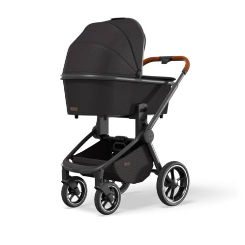 Otroški voziček Moon Resea S Black 06