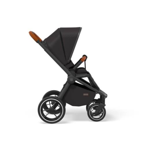 Otroški voziček Moon Resea S Black10