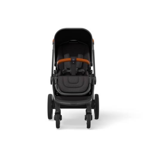 Otroški voziček Moon Resea S Black12