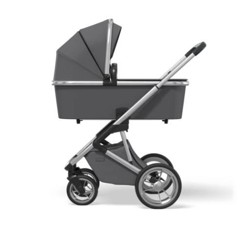 Otroški voziček Moon Style anthrazit 06