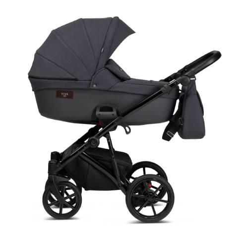 Otroški voziček Tutis Viva Life 072 Periscape globoka košara