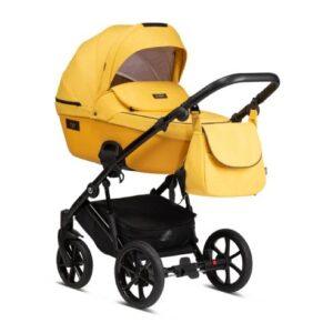 Otroški voziček Tutis Viva Life 075 Yolk Yellow