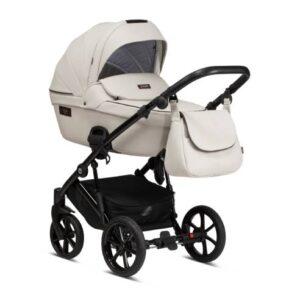 Otroški voziček Tutis Viva Life 085 Cloud Eko Usnje