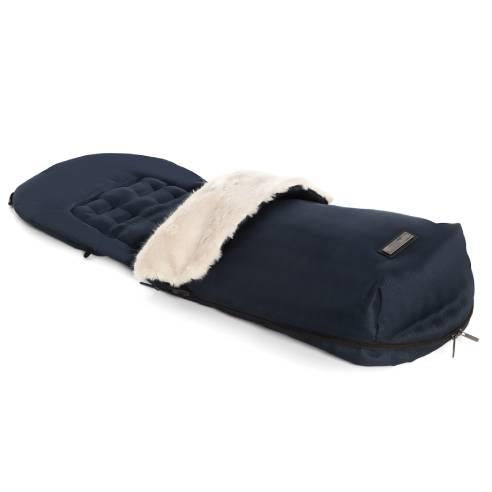 Zimska vreča Moon Solitaire navy za otroški voziček