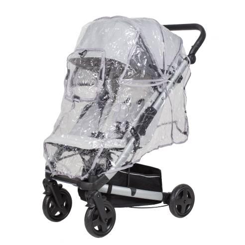 Dežno pregrinjalo za otroški voziček X-Go