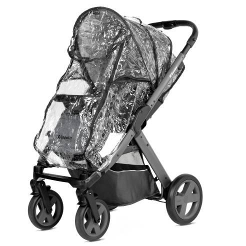 Dežno pregrinjalo za otroški voziček X-Pulse
