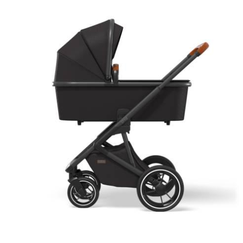 otroški voziček Moon Style black01
