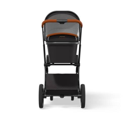 otroški voziček Moon Style black03
