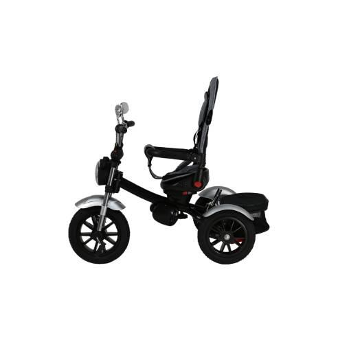 Tricikel Chopper 6v1 za otroke od 9 mesecev do 5 let za potepanje naslon za hrbet