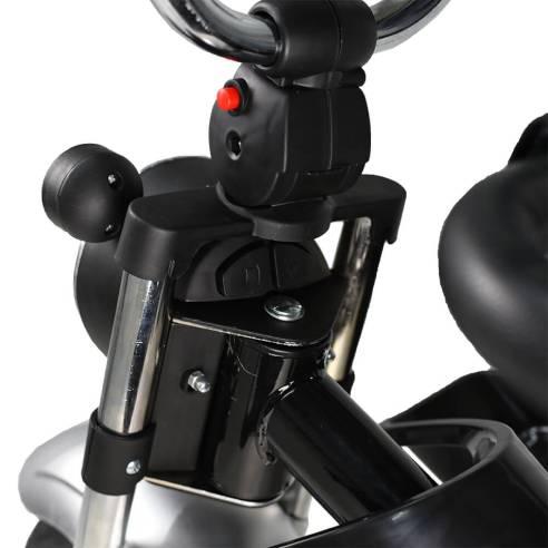 Tricikel Chopper 6v1 za otroke od 9 mesecev do 5 let za potepanje