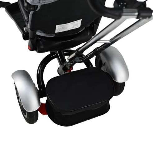 Tricikel Chopper 6v1 za otroke od 9 mesecev do 5 let, nakupovalna košara