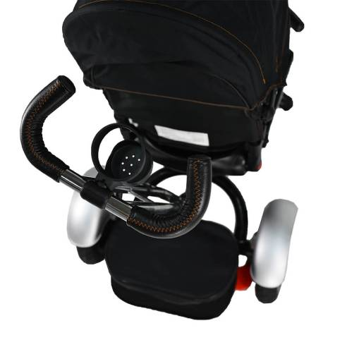 Tricikel Chopper 6v1 za otroke od 9 mesecev do 5 let, nastavek za steklenico