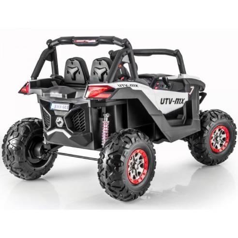 Otroški avto na akumulator, baterije Jeep XMX 24V 400W zadaj