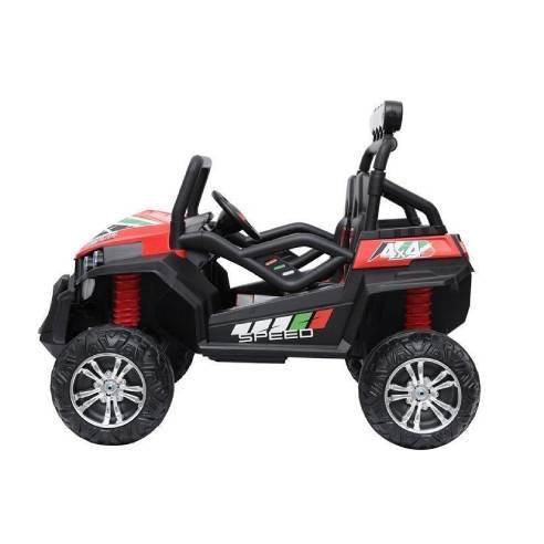 Otroški avto na akumulator - baterije 24V Buggy dvosed 400W leva stran