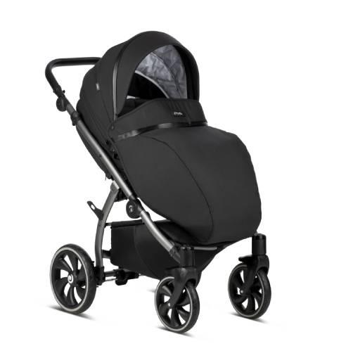 Otroški voziček Tutis Uno 100 Charcoal 02
