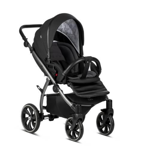 Otroški voziček Tutis Uno 100 Charcoal 03