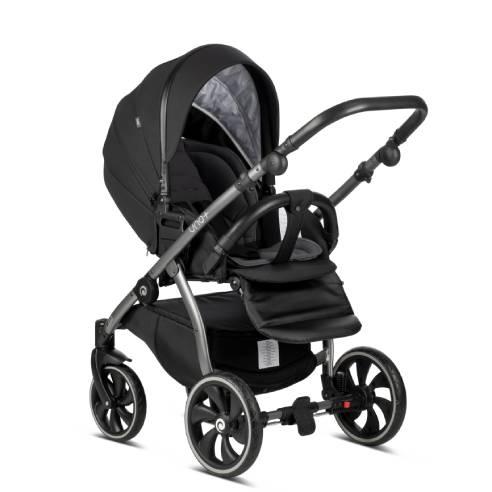 Otroški voziček Tutis Uno 100 Charcoal 04