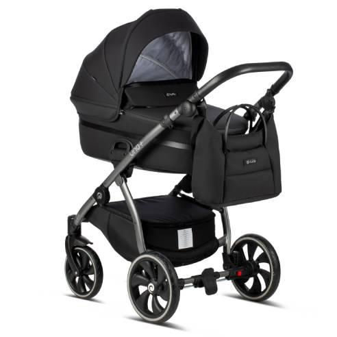 Otroški voziček Tutis Uno 100 Charcoal