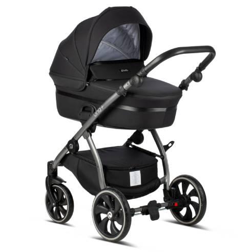 Otroški voziček Tutis Uno 100 Charcoal 06