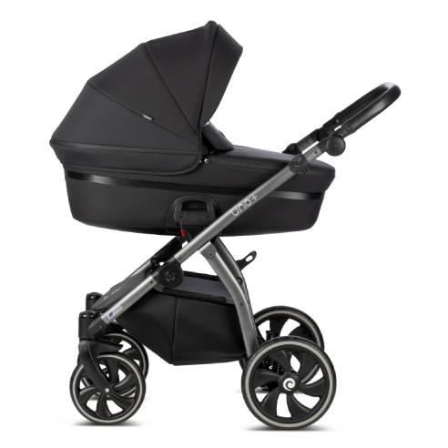 Otroški voziček Tutis Uno 100 Charcoal 07