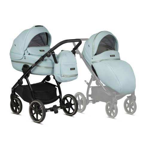 Otroški voziček Tutis Uno 3+ Light Mint 196-09