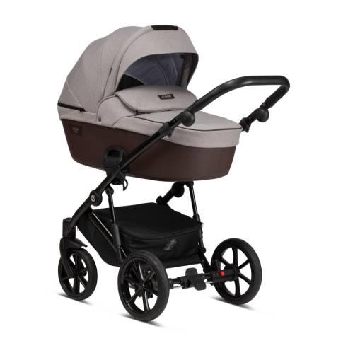 Otroški voziček Tutis Viva Life 68 Warm Grey 01