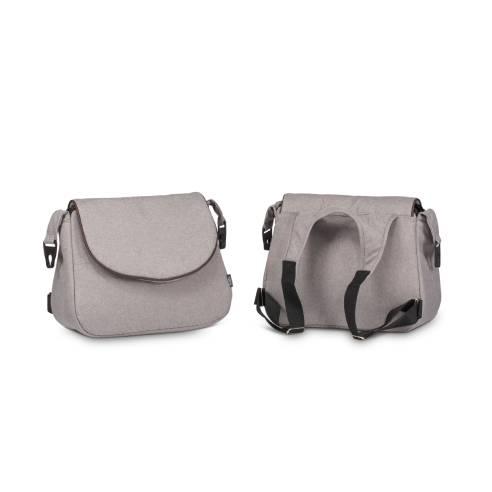 Otroški voziček Tutis Viva Life 68 Warm Grey torba/nahrbtnik