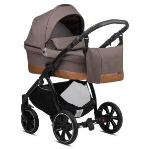 Otroški voziček Noordi Sole GO 627 Dark Brown