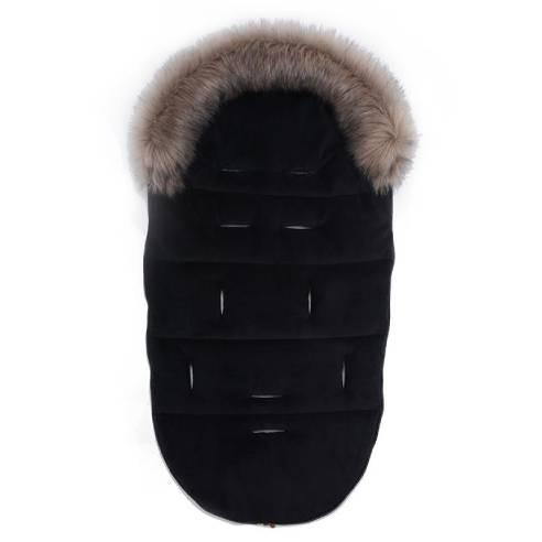 Zimska vreča Cottonmoose Black 02