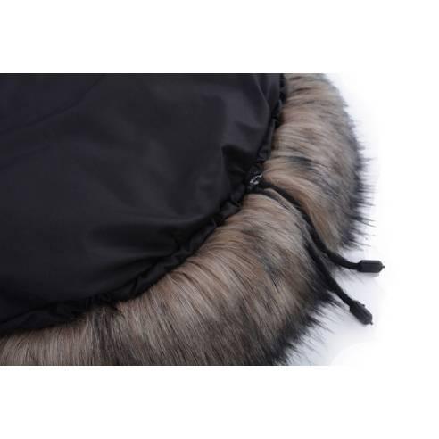 Zimska vreča Cottonmoose Black 03