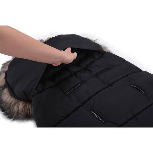 Zimska vreča Cottonmoose Black 04
