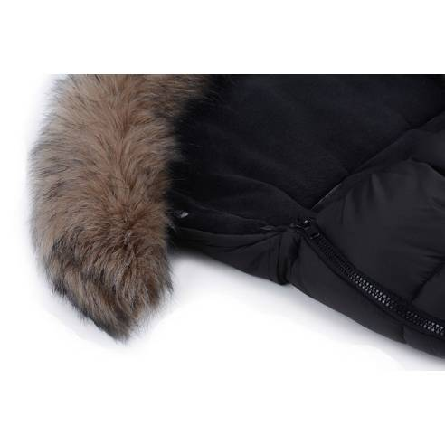 Zimska vreča Cottonmoose Black 06