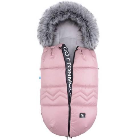 Zimska vreča Cottonmoose Pink, roza