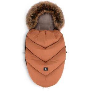 Zimska vreča Cottonmoose YUCON Amber karamel rjava 01