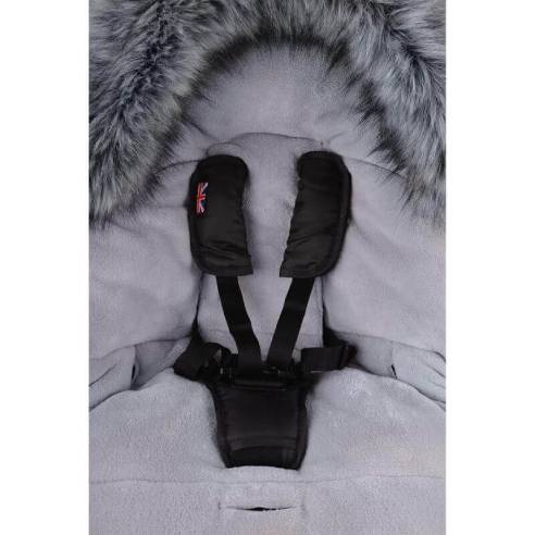 Zimska vreča Cottonmoose YUCON North karamel rjava 03