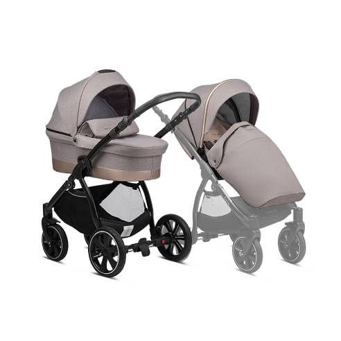 Otroški voziček Noordi Sole GO, beinge 626, 2v1