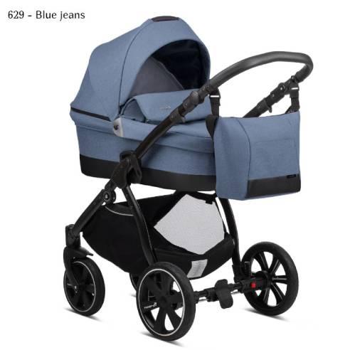 Otroški voziček Noordi Sole Go 629 blue jeans